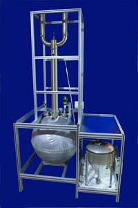 9600 fractional distillation system